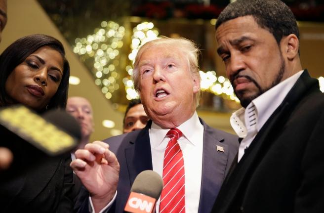 AP GOP 2016 TRUMP MINISTERS A ELN USA NY